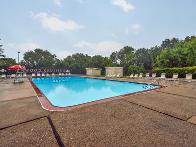 Our apartments in Philadelphia, Pennsylvania showcase a luxury swimming pool