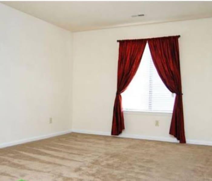Master Bedroom at Willow Oaks Apartments in Chesapeake, VA
