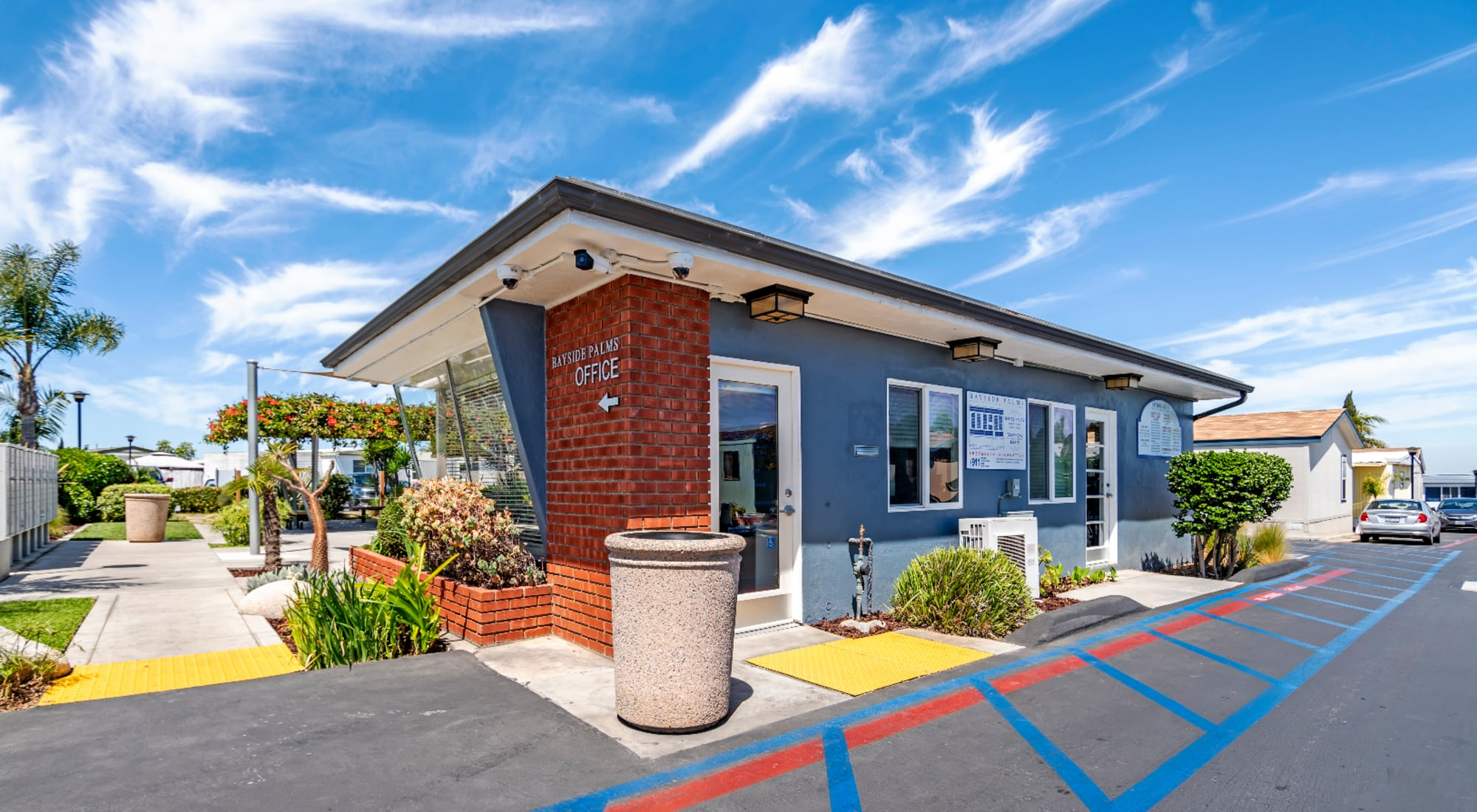 South San Diego Ca Mobile Homes For Rent Bayside Palms