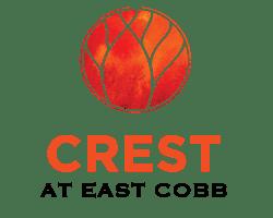 Logo for Crest at East Cobb in Marietta, Georgia