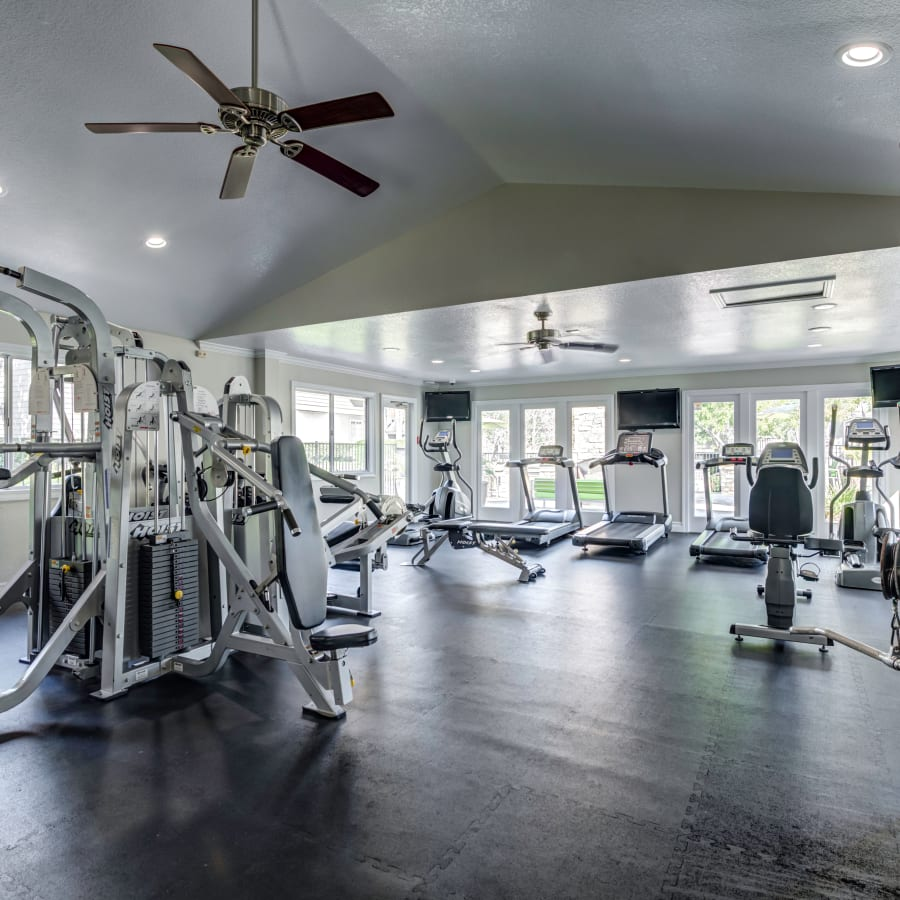 Community and unit amenities at Village Oaks in Chino Hills
