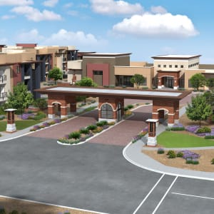 Floor Plans at The Crossing at Cooley Station in Gilbert, Arizona