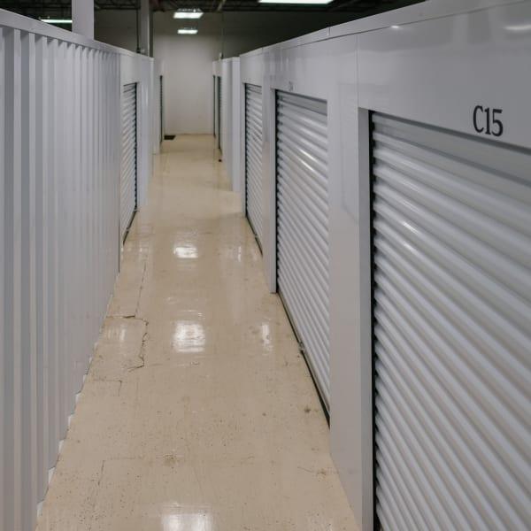 Storage units at StayLock Storage in Benton Harbor, Michigan