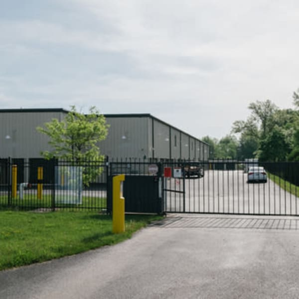 Secure access to self storage units at StayLock Storage in Fort Wayne, Indiana
