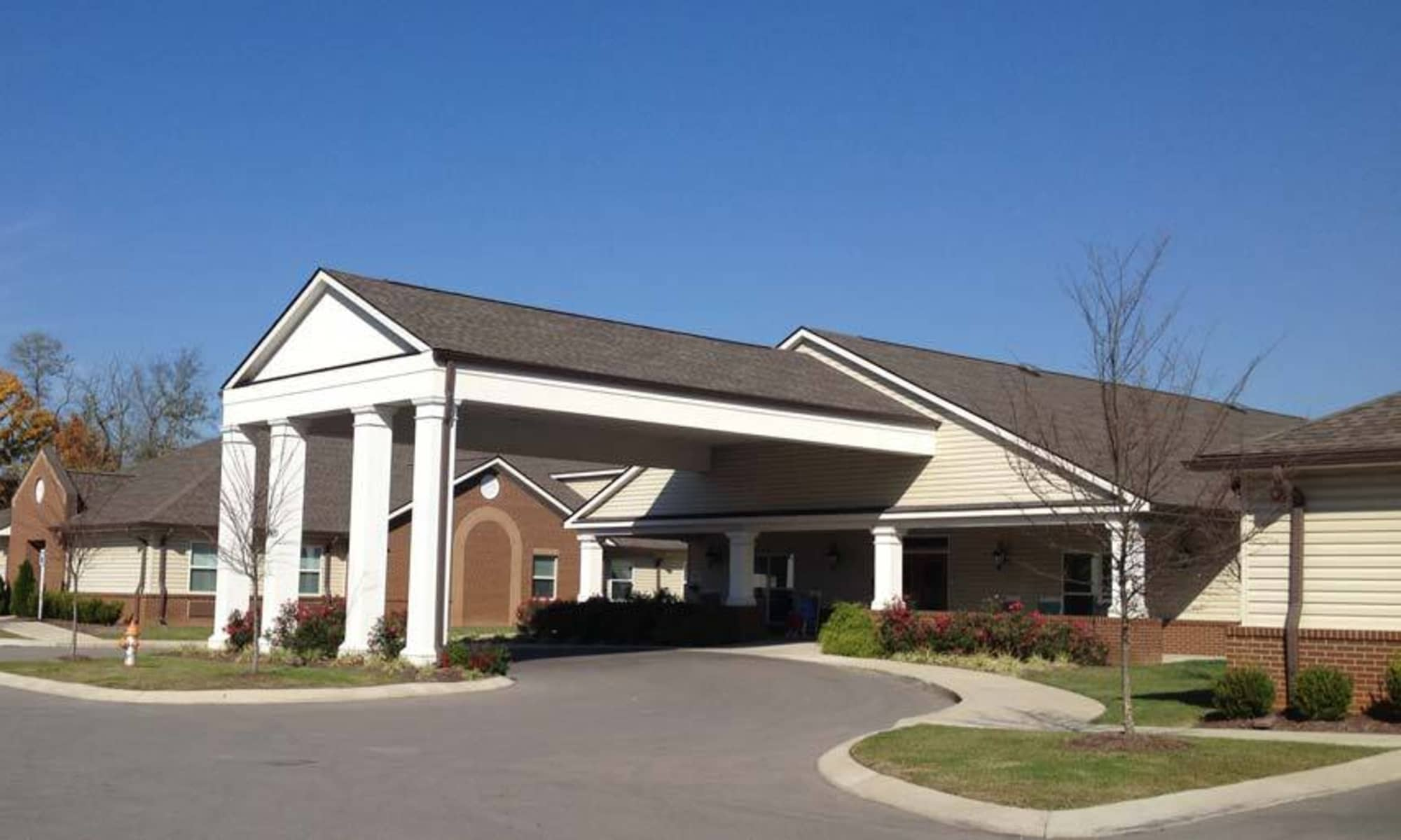 Grace Manor Assisted Living in Nashville, Tennessee