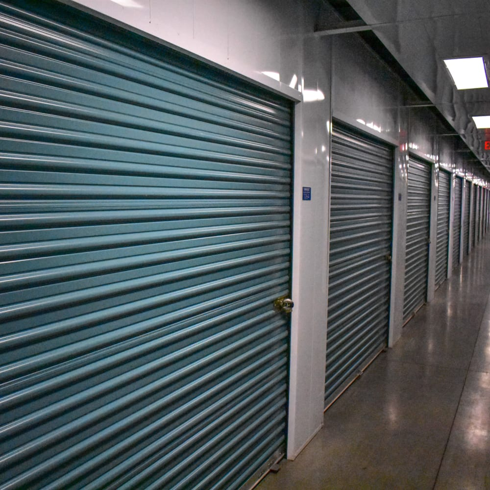 View the climate-controlled storage units at STOR-N-LOCK Self Storage in Rancho Cucamonga, California