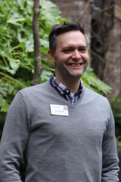 Greg Young, Community Services Director at The Springs at Tanasbourne in Hillsboro, Oregon