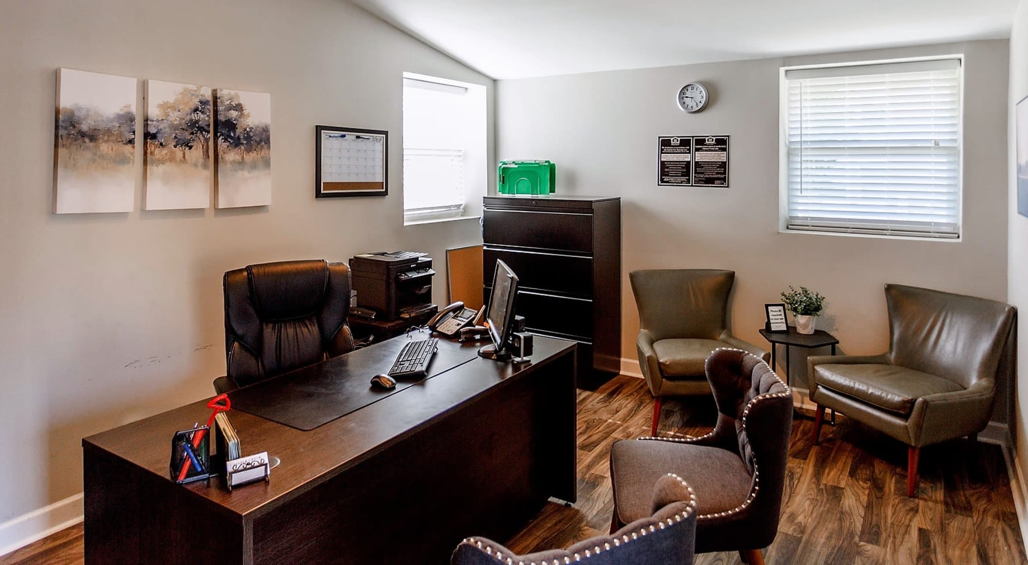 Welcome Office at Maple Creek in Nashville, TN
