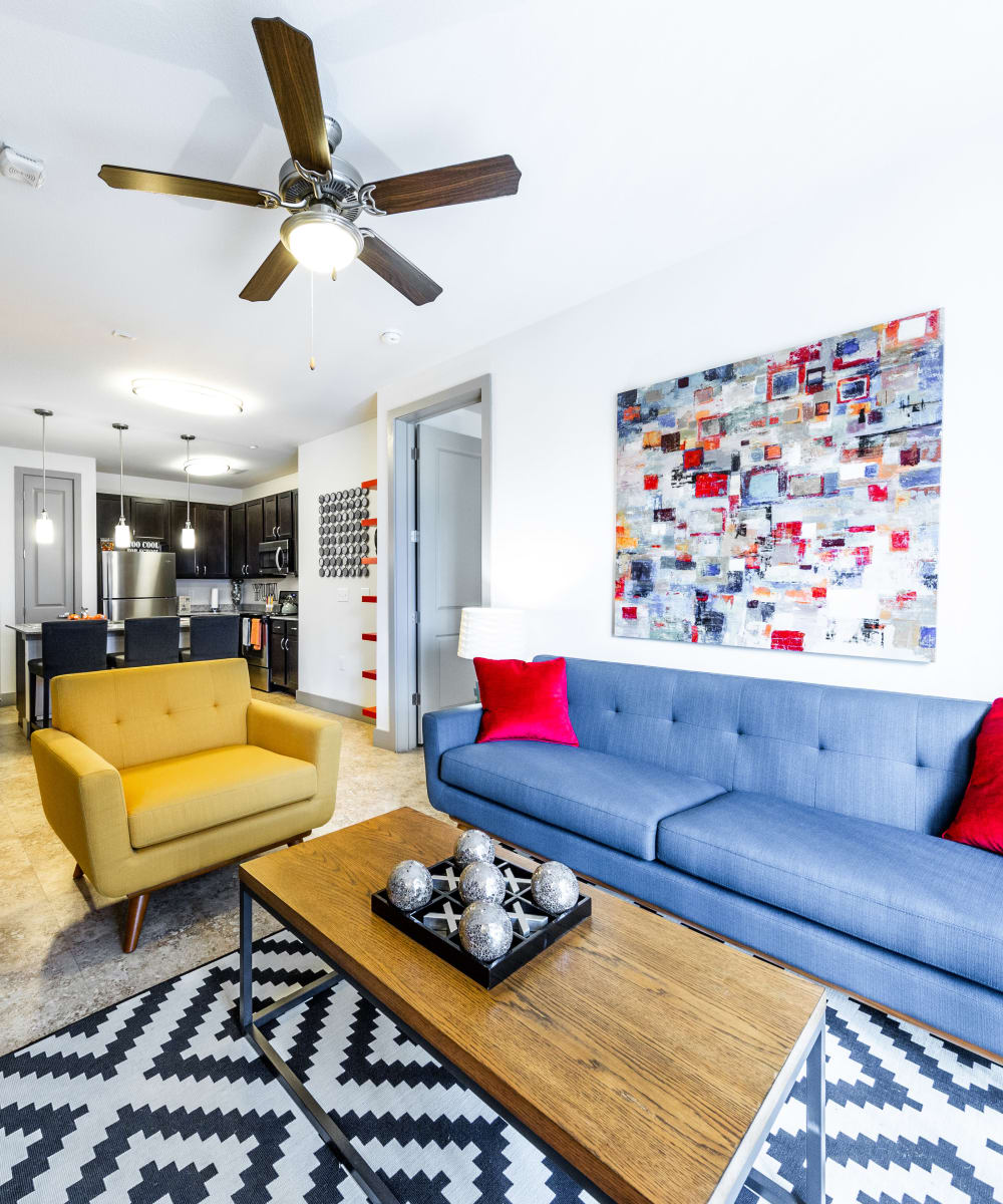 Flexible Lease Terms at Regents West at 24th in Austin, Texas