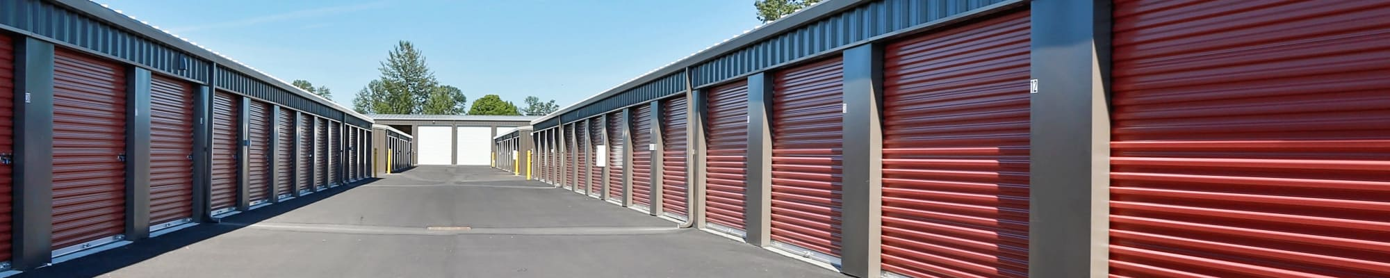 Contact Us at Nest Self Storage in Salem, Oregon
