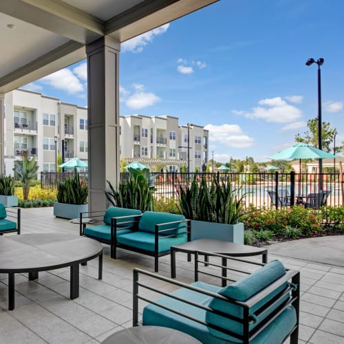 View our amenities at Linden on the GreeneWay in Orlando, Florida