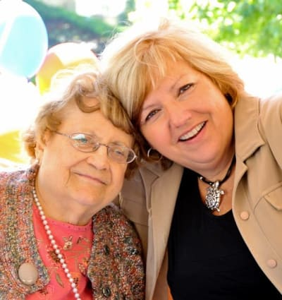 Family is everything at Maplewood Senior Living