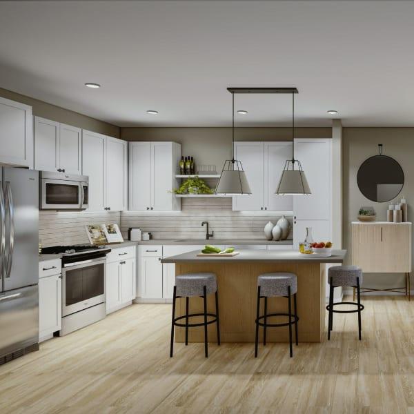 Luxury Kitchen at Gramercy Scottsdale in Scottsdale, Arizona