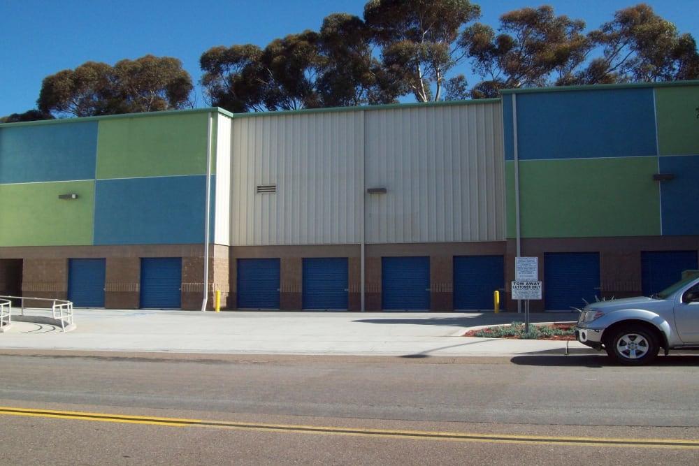 Building at Storage Etc... Hancock St