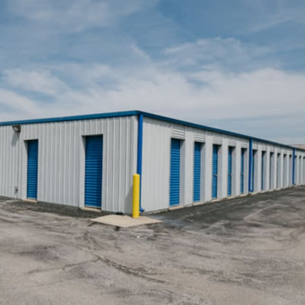 Self storage units for rent at StayLock Storage in Marion, Indiana