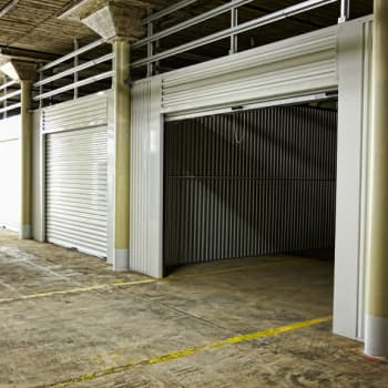 Self storage units at California Classic Storage