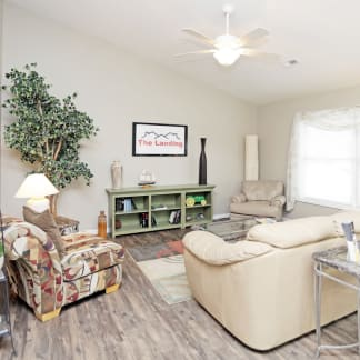 View our floor plans at The Landing of Clinton in Clinton, Iowa