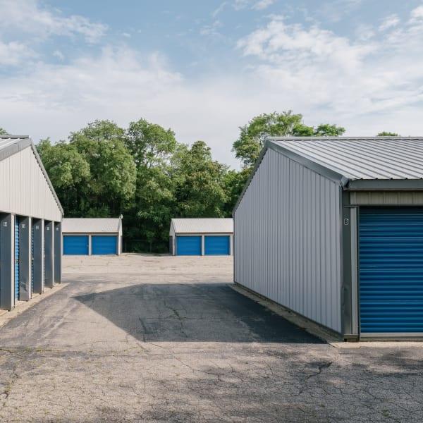 Self storage units for rent at StayLock Storage in Battle Creek, Michigan