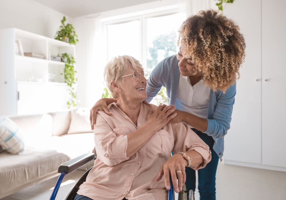 Learn more about assisted living at Holden of Bellevue in Bellevue, Washington