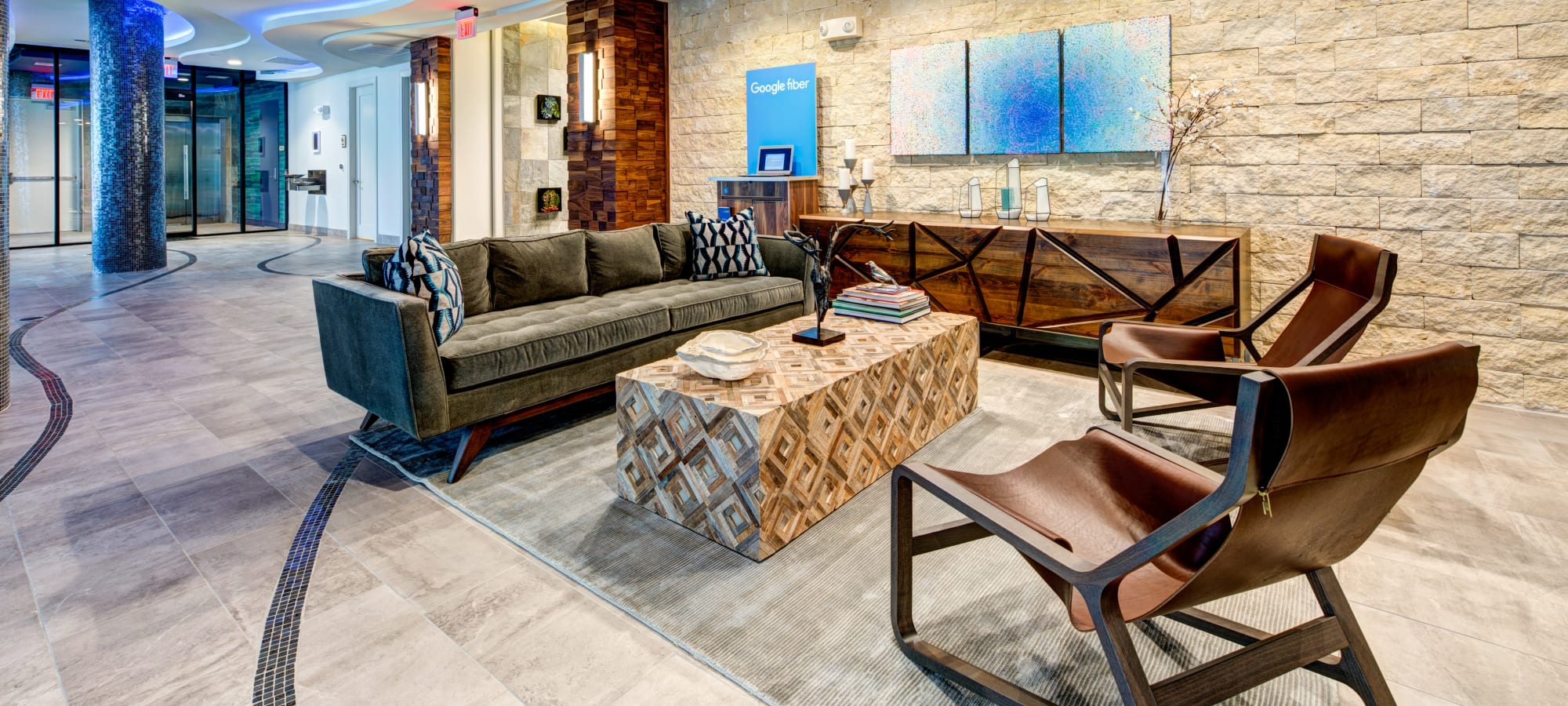 Virtual tours of Water Marq in Austin, Texas
