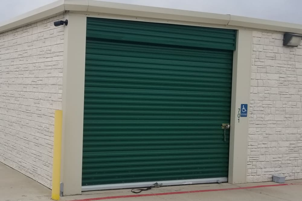 View our hours and directions at KO Storage of Cleburne in Cleburne, Texas