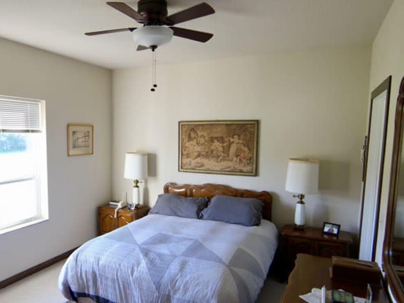 Bedroom at Deephaven Woods in Deephaven, MN
