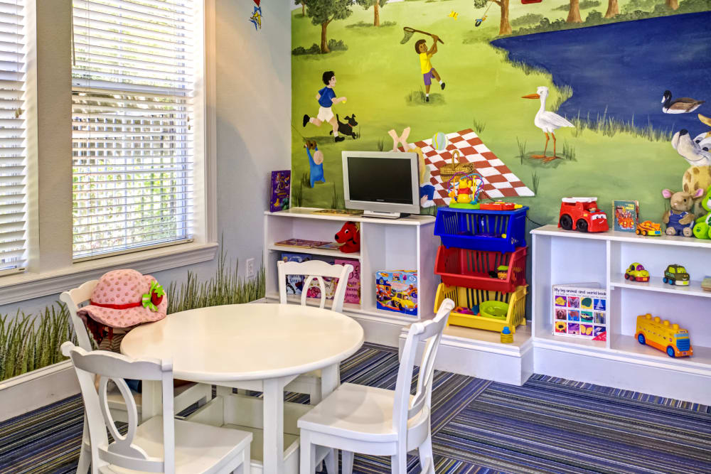 Kids room at Provenza at Southwood in Tallahassee, Florida