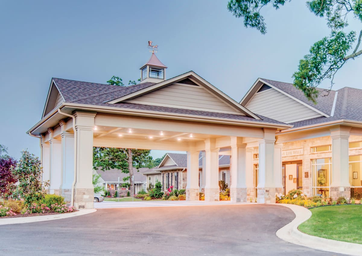 Village on the Park Bentonville - Bentonville, AR Retirement Center Management