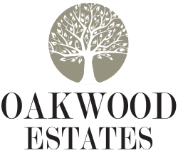 Oakwood Estate' logo at Callio Properties in Chattanooga, Tennessee
