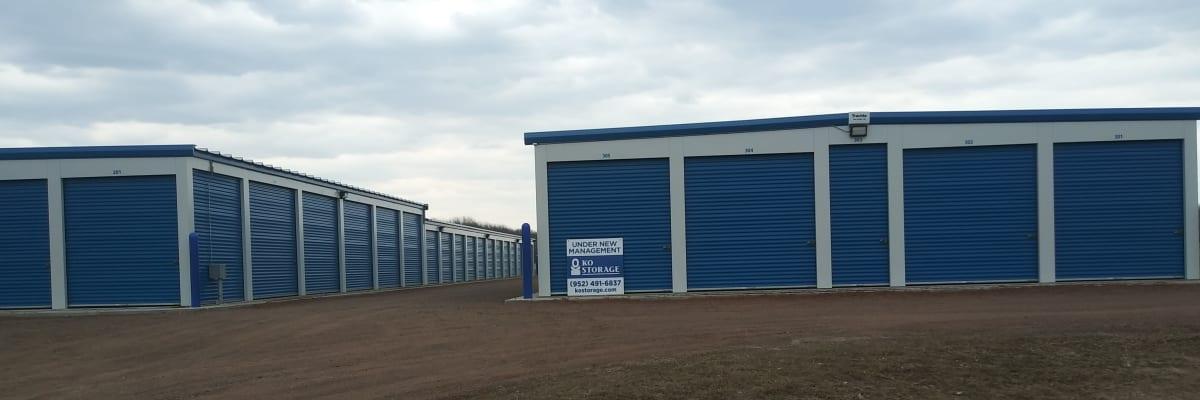 Reviews of KO Storage of Rush City - South in Rush City, Minnesota