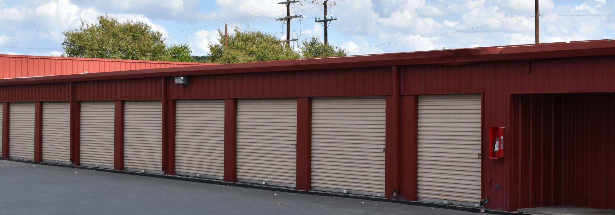 AAA Alliance Self Storage in San Antonio, Texas