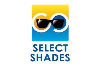 Select Shades logo, a retail shop near Inman Quarter in Atlanta, Georgia