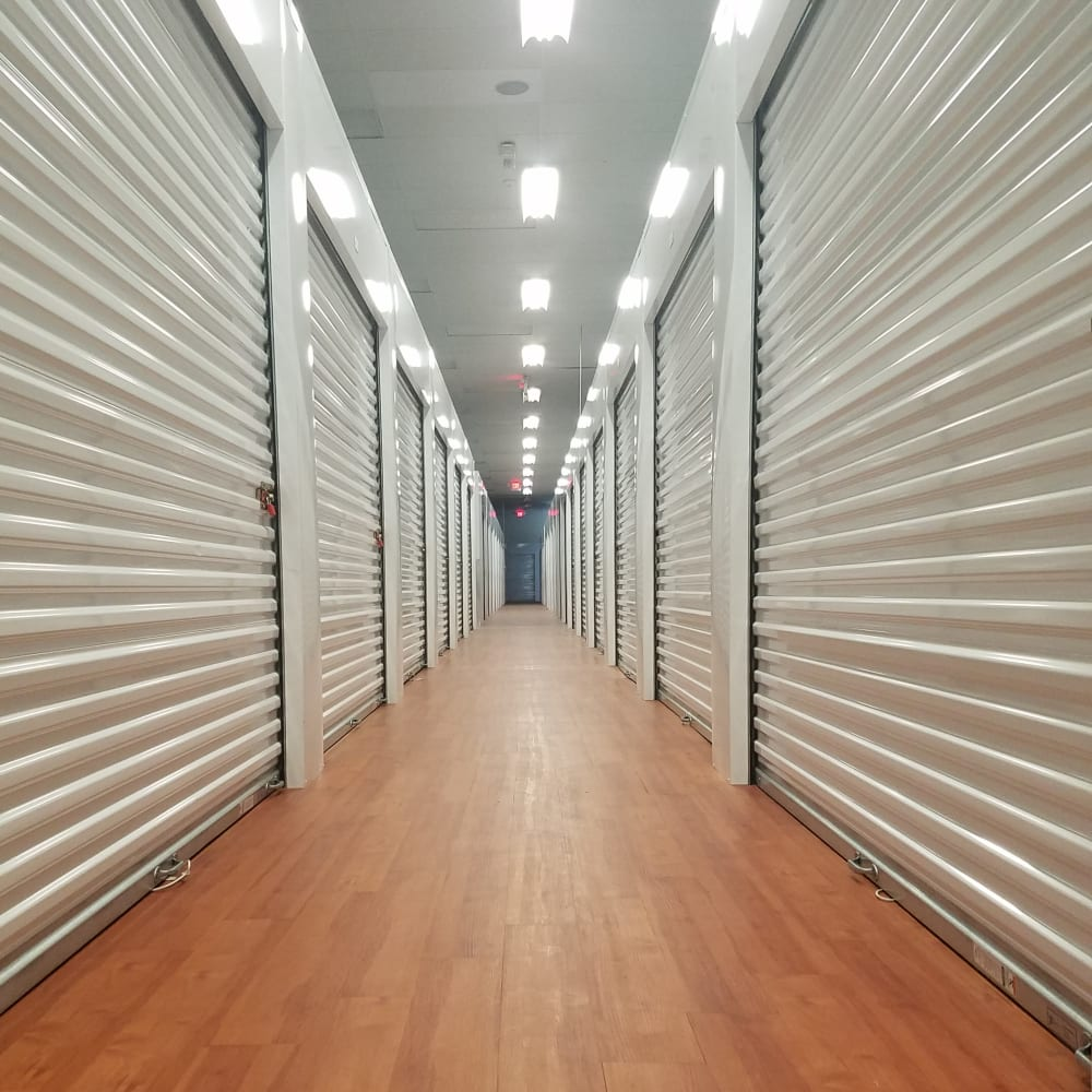 Climate Controlled units at Global Self Storage in Rochester, New York