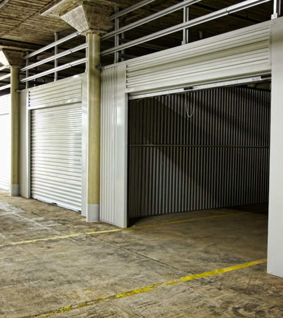 Self storage units for rent at California Classic Storage in Ventura, CA