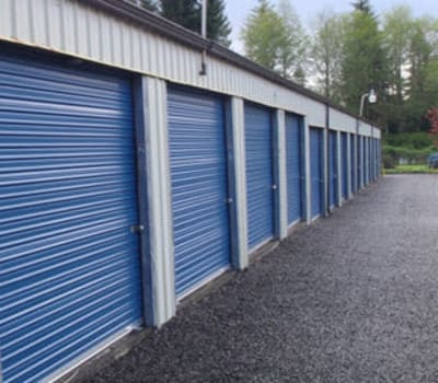 Self storage units for rent at ABC Mini Storage in Spokane, Washington