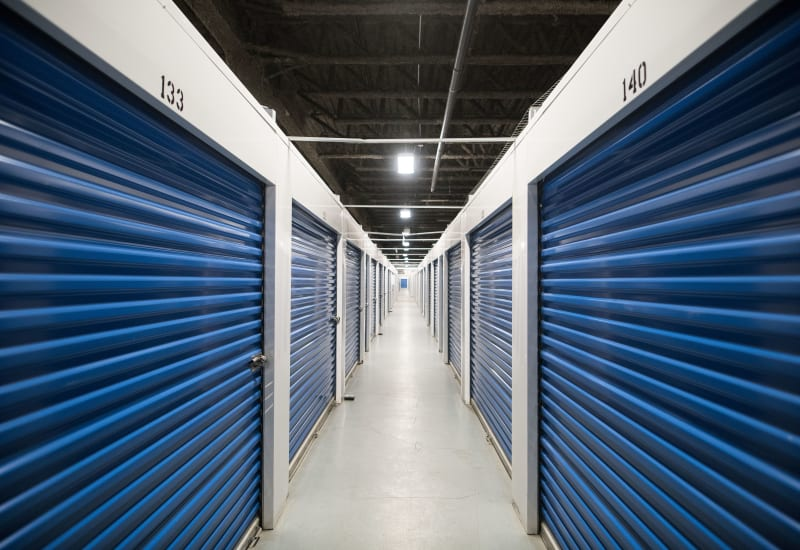Apple Self Storage in East Mississauga