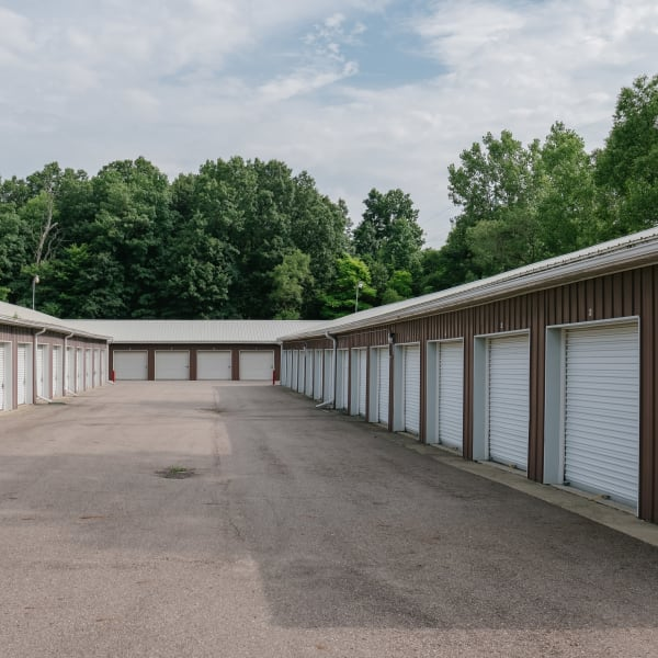 Self storage units for rent at StayLock Storage in Battle Creek, Michigan