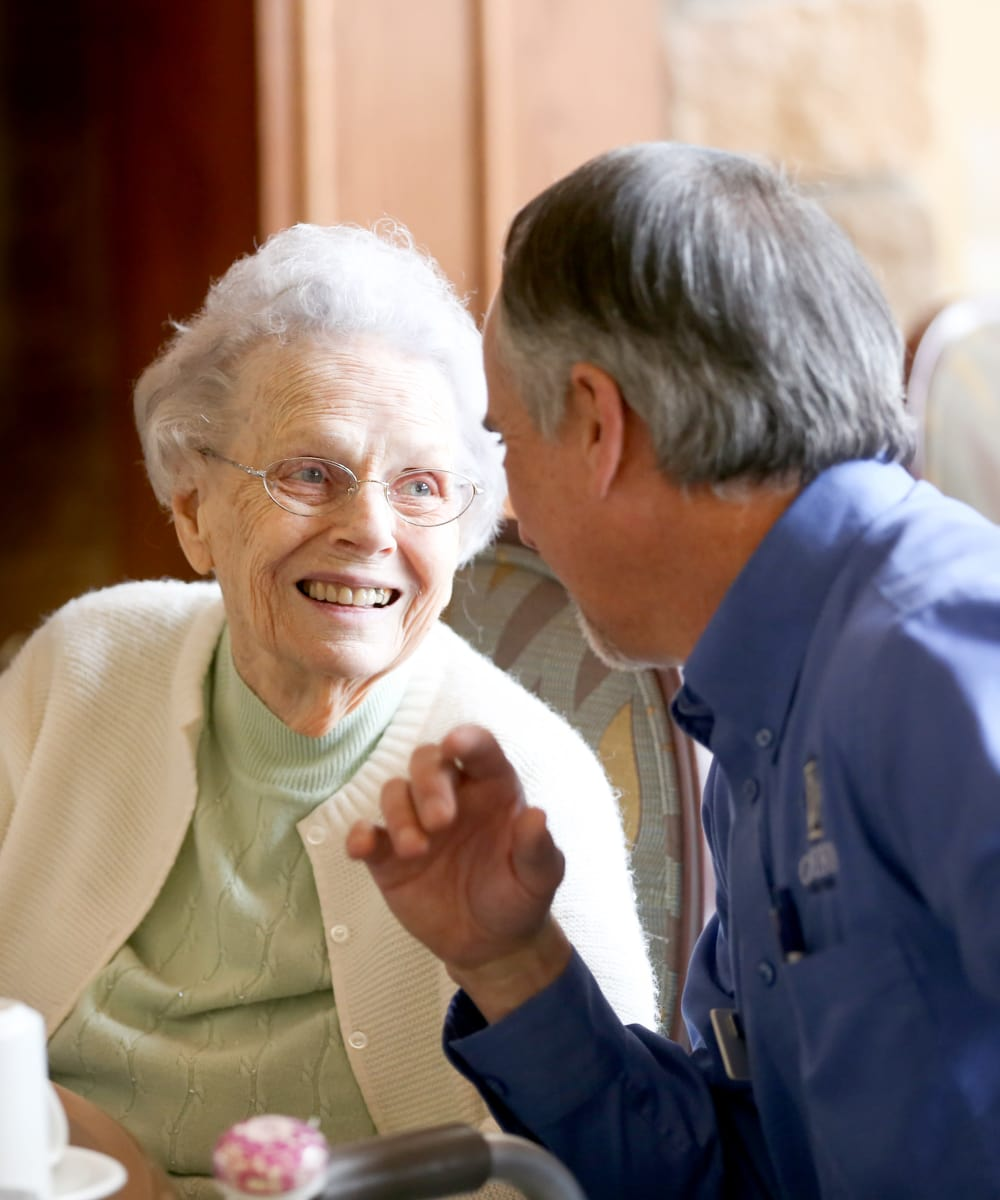 Additional specialty meals offered by The Oxford Grand Assisted Living & Memory Care