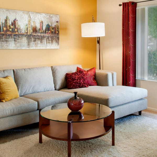 View floor plans offered at Patterson Place Apartments