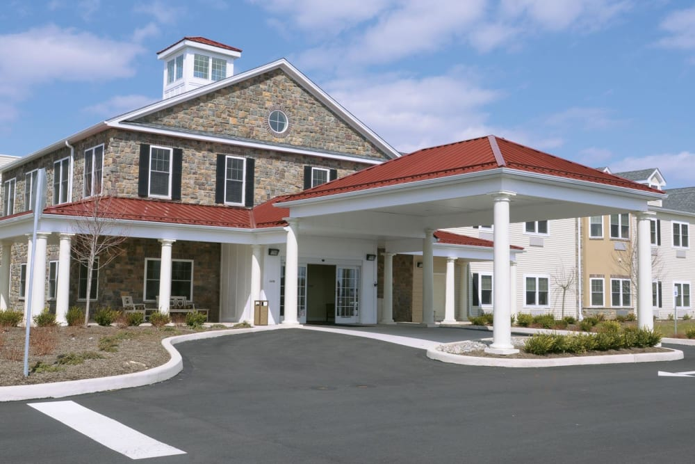 The Birches at Newtown, a community of Heritage Senior Living in Blue Bell, Pennsylvania