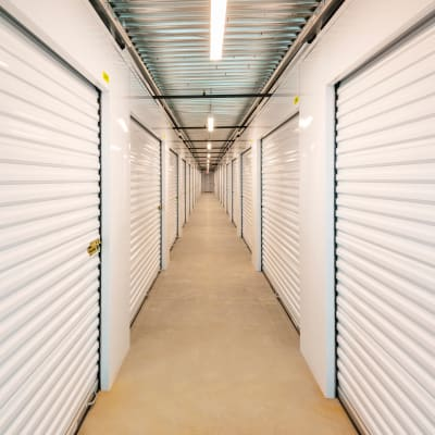 An exterior unit, easily accessible from the car, at Towne Storage - Mesa in Mesa, Arizona