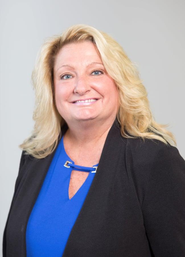Maureen McGuirk, Senior Regional Manager of Harbor Group Management in Norfolk, Virginia