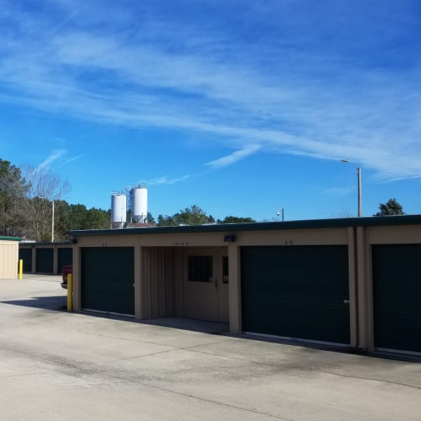 Commercial Storage at Cardinal Self Storage