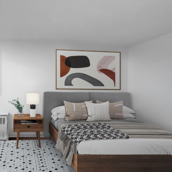 Studio apartment at 210-220 E. 22nd Street in New York, New York