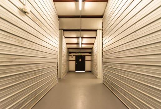 Interior units at ABC Mini Storage in Pacific, WA