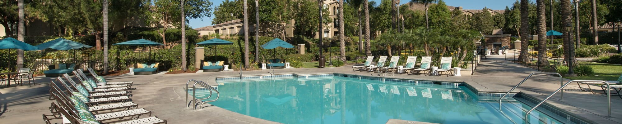 Amenities at Esplanade Apartment Homes in Riverside, California