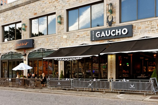 Gaucho in Stamford, Connecticut, is a popular restaurant