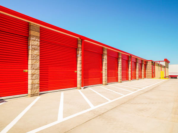 Self storage available at StorQuest Self Storage in Santa Maria, California