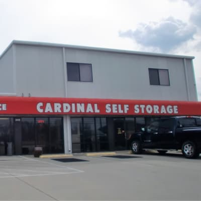 Reviews for Cardinal Self Storage - Burlington in Burlington, North Carolina