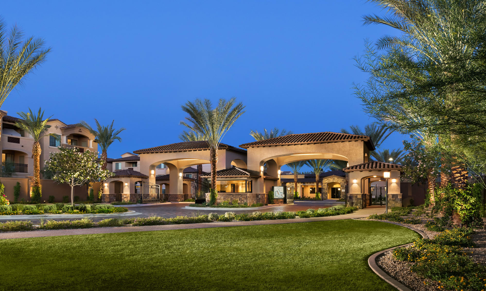 Apartments at San Portales in Scottsdale, Arizona